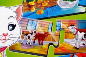 Recenze: LOGO Zoo - zvířátka a jejich mláďata