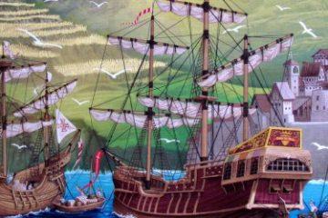 Recenze: Madeira - obchodování pod portugalskou vlajkou