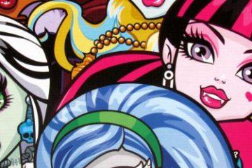 Recenze: Monster High Monster Mind - střední, kam chodí obludy
