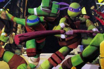 Recenze: Ninja - jsou zelení a chrání nás