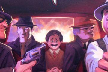 Recenze: Nothing Personal - vítejte mezi gangstery