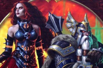 Review: Mage Wars Forged in Fire - expansion, that will set your skin on fire