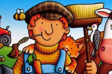 Recenze: Old MacDonald Lotto - hia hia ho a trocha štěstí