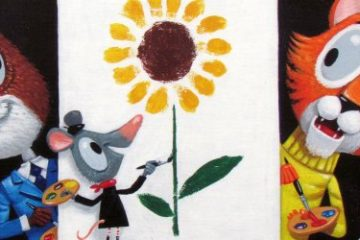 Recenze: Maus Van Klecks - myší umění