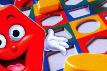 Recenze: LOGO Colorama - barevné domečky a všechny tvary v nich