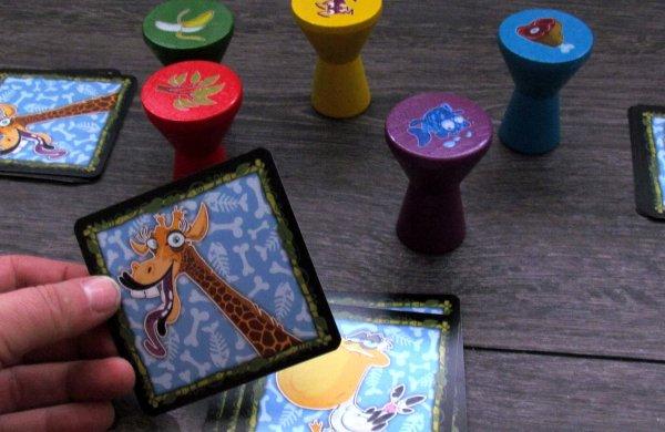 Jungle Speed: Safari - rozehraná hra