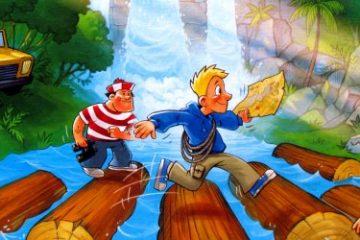 Recenze: Gold am Orinoko - zlatý poklad za řekou