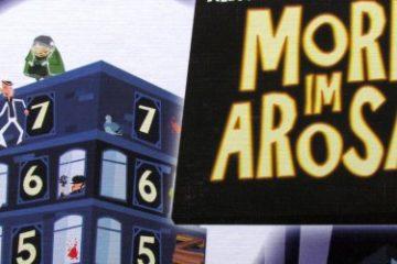 Recenze: Mord im Arosa - vražda v hotelu