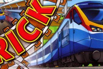 Recenze: Tricky Tracks – záludné koleje