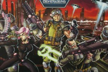 Recenze: Galaxy Defenders - sci-fi nakopávačka aneb strážci vesmíru