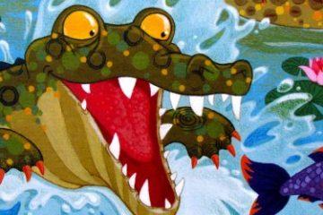 Review: Krokolores - clappity flap