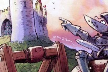Recenze: Burg Drachengold - útok na draka