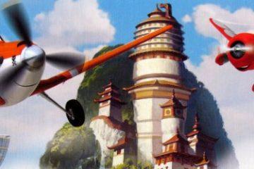 Recenze: Planes Air Champions - letadla od Disneyho zase závodí