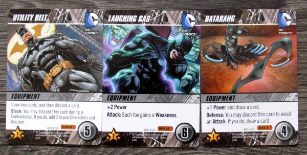 Cryptozoic Entertainment DC Comics Confrontations Deck ...