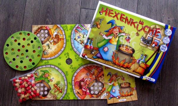 Hexenkuche Blazniva Kuchyne 01