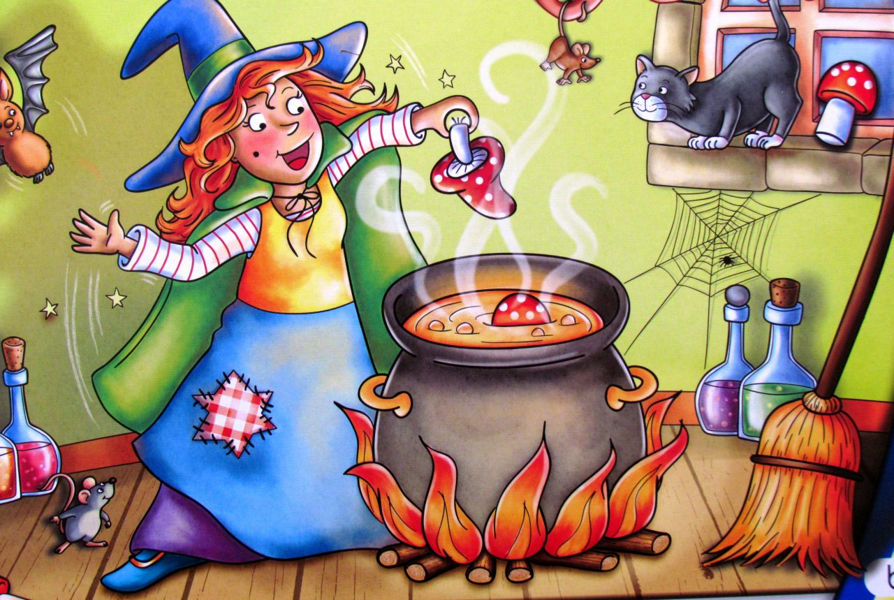 review: hexenküche, a witchy kitchen | deskovehry - recenze