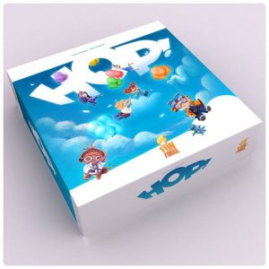 HOP! - krabice