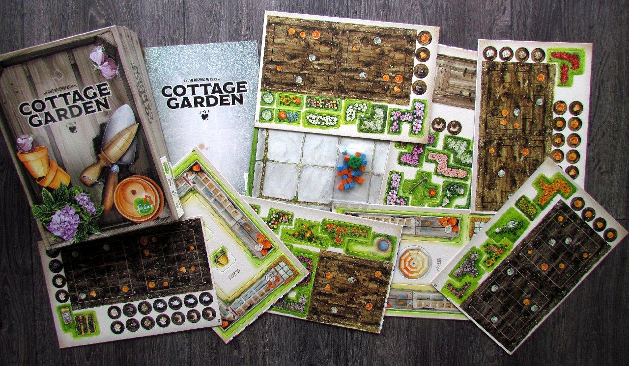 fantasy garden spiel