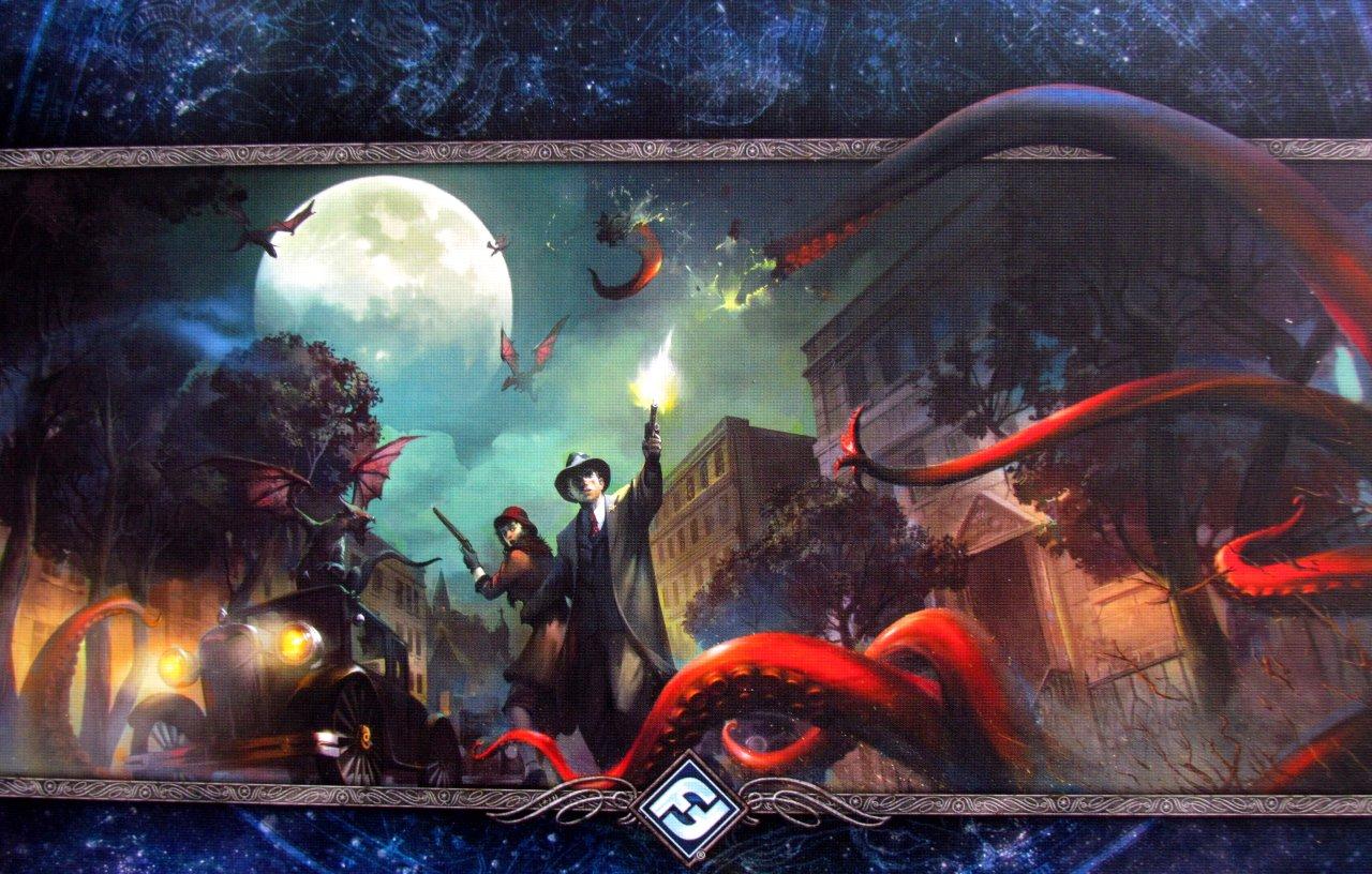 Review: Arkham Horror The Card Game   DeskoveHry.com - recenze ...