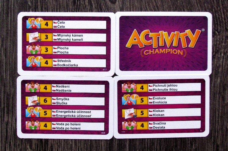 aad49b872 Recenze: Activity Champion – vavřínový věnec pro vyvolené ...