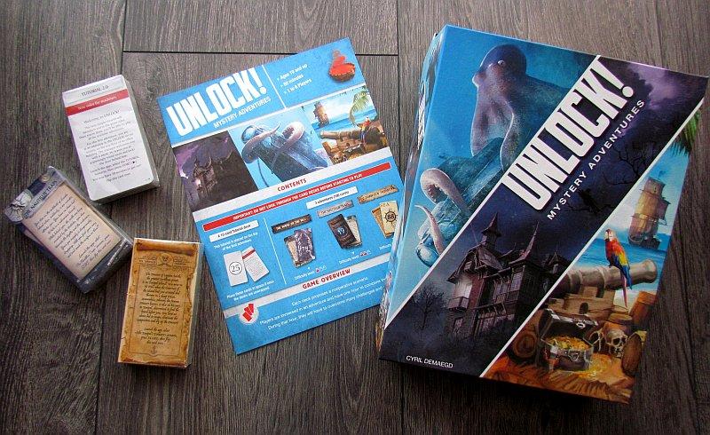 3: Unlock the Mystery: Unlock the Mystery (The Adventure Series)
