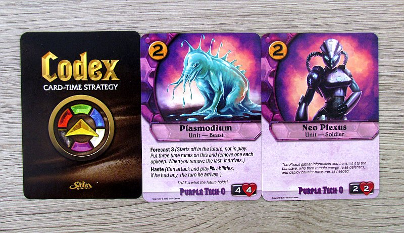 Review: Codex – real-time strategy with cards | DeskoveHry