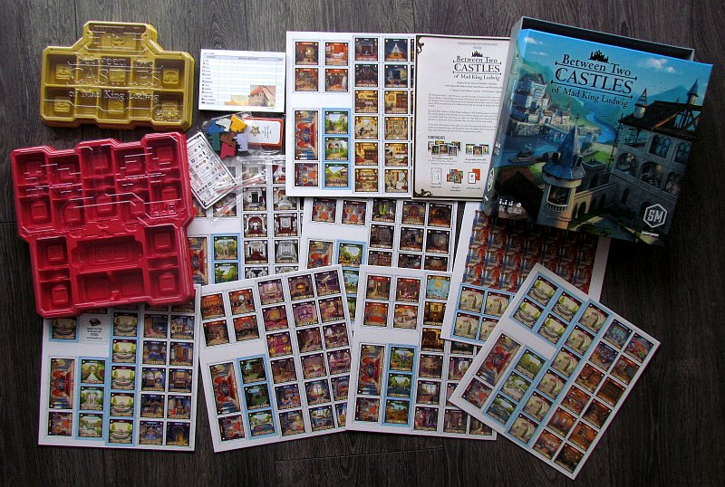 Review  Between Two Castles of Mad King Ludwig  b764a4dc5b0