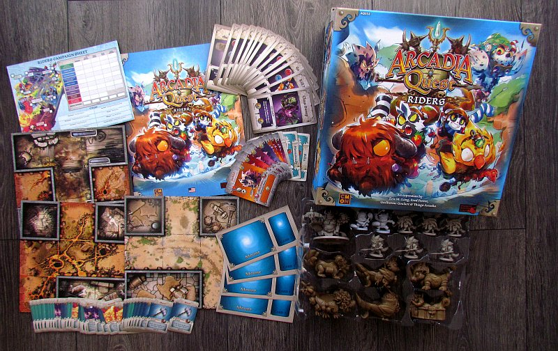 Pet Pack 1 Board Games CMON Miniatures NEW ENGLISH Arcadia Quest