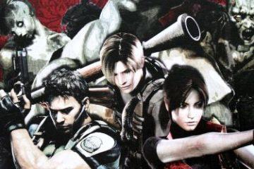 Recenze: Resident Evil Deck Building Game – zombíci a všechno kolem nich