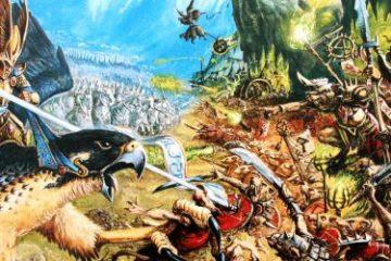 Recenze: Warhammer Fantasy Battles – Krvavý ostrov