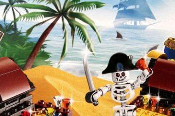 Recenze: Pirate Code – LEGO honba za pirátským pokladem