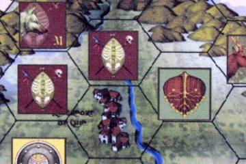 Recenze: Battle of Four Armies