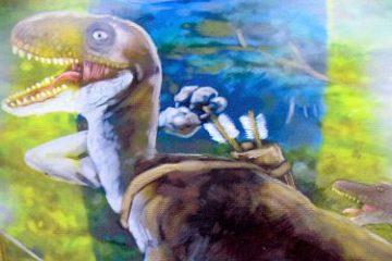 Recenze: BIOS Megafauna - dinosauři proti savcům