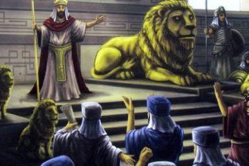 Recenze: Kingdom of Solomon - hledá se šalamounův nástupce
