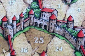 Recenze: Carcassonne 10 let - jubilejní edice s rozšířením Oslava