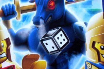 Recenze: LEGO Mini-Taurus - minotaurus se vrací