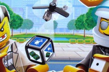 Recenze: City Alarm - policajti a zloději LEGO