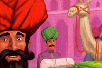 Recenze: Jaipur – obchodujte jako o závod