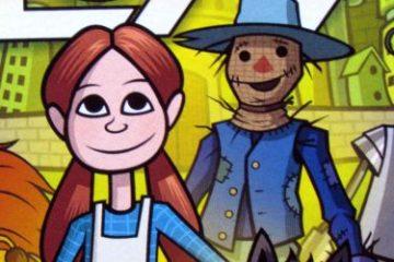 Recenze: Oz Fluxx - země Oz byla zfluxxována