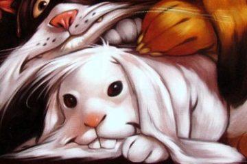 Recenze: Animalia - zvířátka veselá i smutná
