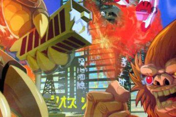 Recenze: Vládce Tokia - jak kybernetický králík rozmlátil Godzille mrakodrap o hlavu