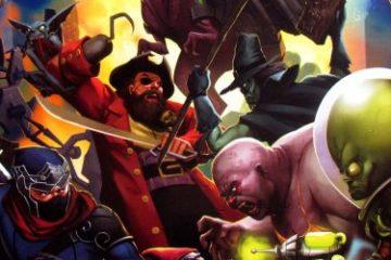 Recenze: Smash Up - mlátička s dinosaury, zombíky i vetřelci