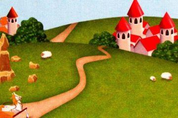 Recenze: Amber - nevypočitatelná cesta královstvím