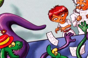 Recenze: Monster Factory - příšerky všech tvarů a velikostí