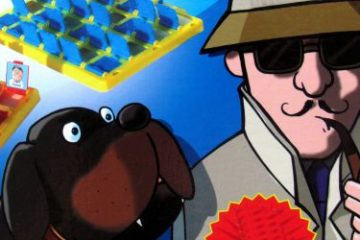 Recenze: Inspektor Kdojeto - staňte se detektivy