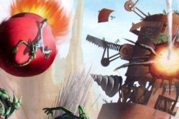 Recenze: Goblini s. r. o. - továrna na roboty