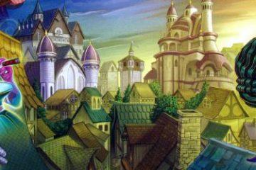 Recenze: OddVille - město plné divných lidí