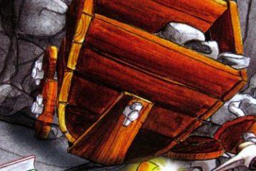 Recenze: Sabotér - trpaslíci a zlato