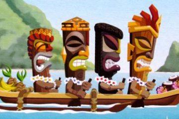 Recenze: Tahiti - sbírejte ovoce pod dohledem bohyně Haumey