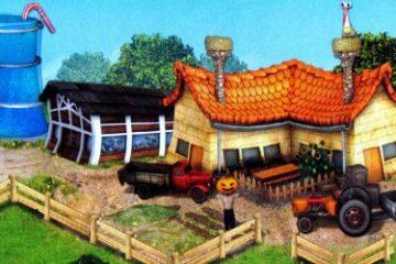 Recenze: Farmerama - hospodaření na farmě s otočnými kolečky